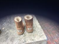 Genuine UGG Classic (Tan colour) size 11 (kids) - good condition