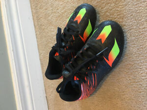 Adidas kids soccer cleats size 12T