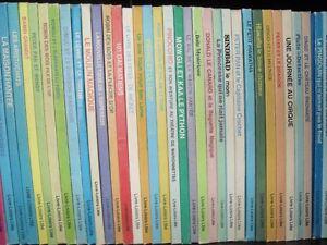 Livres merveilleux de Disney vintage – je poste