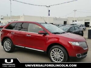 2013 Lincoln MKX Base  - Certified - Leather Seats -  Cooled Sea