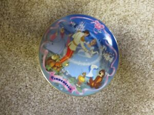 Musical Cinderella Collector Plate
