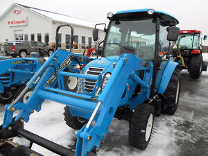 TRACTOR, LS, 3135, HYD, 4X4, MONCTON