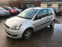 Ford Fiesta 1.25 Style - 07/57 - 118K - May 18 Mot - Leather - Alloys - Cd