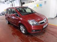 Vauxhall/Opel Zafira 1.8i 16v 2006MY SRi