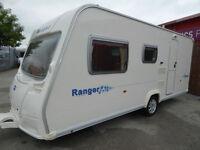 Bailey Ranger 500/5 Series 5, 5 Berth 2008 ***GREAT CONDITION***