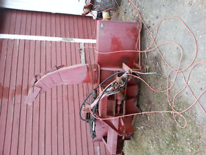 7.5 foot snowblower for tractor