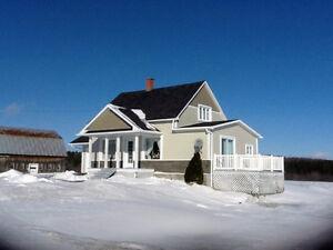 Charmant cottage à vendre