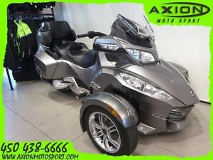 2011 Can-Am SPYDER RT-S ! SEMI AUTOMATIQUE ! 70,96$/SEMAINE