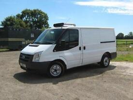 Refrigerated Van + Driver