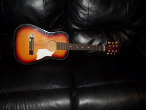 "34"" Youth Acoustic Guitar"