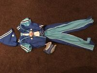 Halloween fancy dress costume sportacus lazy town