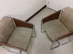 Mid Century Modern (lounge) Chairs - 2