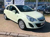 Vauxhall/Opel Corsa 1.2i 16v Excite NEW SHAPE CHEAP CAR LOVELY COLOUR