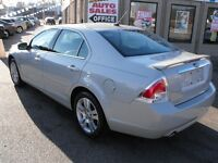 2008 FUSION SEL  LEATHER-SUNROOF  ONLY 73,000 KMS  A MUST SEE !!