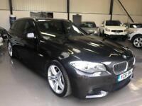 2011 61 BMW 5 SERIES 2.0 525D M SPORT TOURING 5D AUTO 215 BHP DIESEL