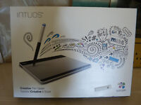 intuos creative pen tablet
