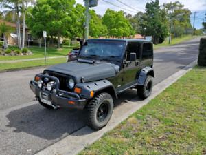 97 Jeep wrangler TJ soft top