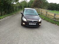 Ford Focus Zetec estate 18 tdci