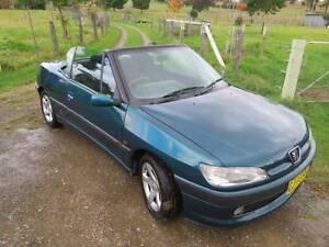 1997 Peugeot 306 Convertible Beechwood Port Macquarie City Preview