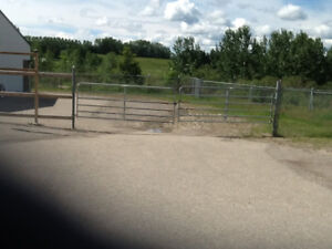 LOT FOR LEASE. OVER 6,000 SQ. FT.  INDUSTRIAL LAND.