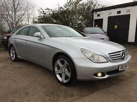 2006 Mercedes CLS350 3.5 7G-Tronic 350 Full Service History 2 Owners