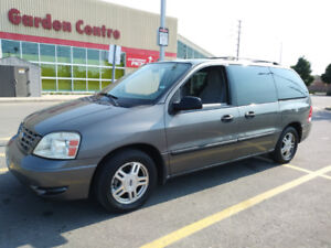 2006 FORD FREESTAR SE-SUPER CLEAN-129,600KM!-WELL MAINTAINED!