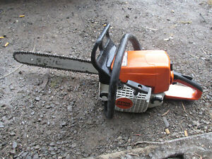sthill ms 250 chainsaw