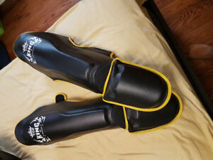 muay thai shin guards new top king