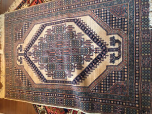 Tapis Anatolien Turc en laine, Wool Turkish Anatolian carpet