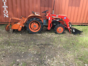 Kubota Yard tractor L1501 DT for sale