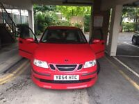 Saab 93 Aero (210bhp) with Sat Nav Contains top specs! £2250 ono