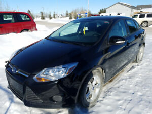 2014 FORD FOCUS, VERY LOW KM