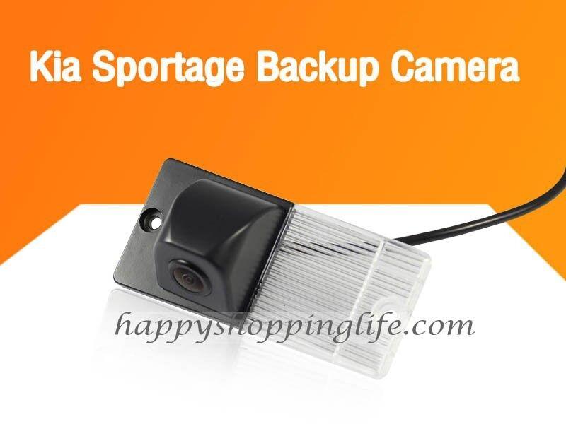 rear view camera for kia sportage 2004 2009 kia sorento backup reverse cameras ebay. Black Bedroom Furniture Sets. Home Design Ideas