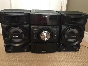 Sony Hi-fi