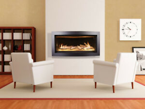 Slayton 42S Gas Stove From Kozy Heat- Safeguard & Chimney Stoves
