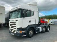 2014 SCANIA R-SRS L-CLASS Scania R450 Highline 6x2 Auto NA Diesel Automatic