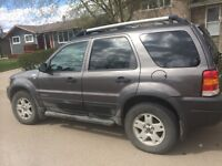 Awesome 02 Ford Escape XLT