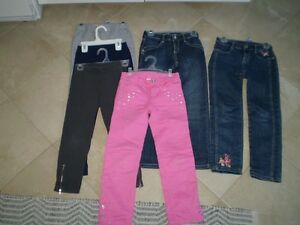 Girl's Lot: Size 6 - 7