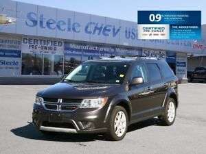 2018 DODGE JOURNEY GT - Leather, Bluetooth, ALL WHEEL DRIVE and