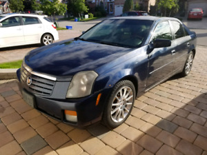 FAILRY CLEAN 2006 CADILLAC CTS 3.6