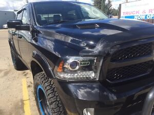 2013 Fully Loaded Ram Sport