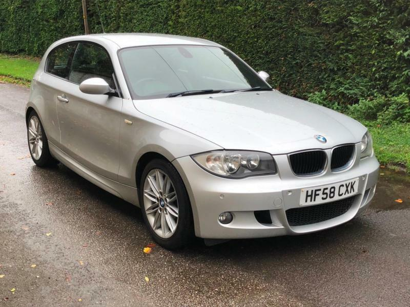 Bmw 118 2 0td Auto 2008my D M Sport In Yeovil Somerset Gumtree