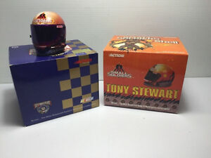 Action Tony Stewart Small Soldiers Shell Diecast Racing Helmet Kitchener / Waterloo Kitchener Area image 2