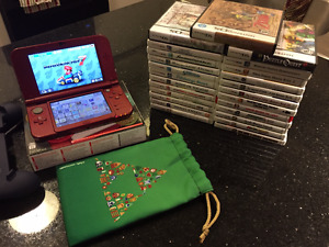 Huge New 3DS XL lot! Zelda, Smash Bros, Xenoblade, and more