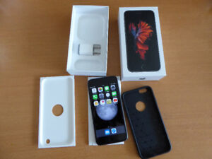 like new apple iphone 6s 128G Factory unlocked in box