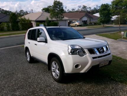 Nissan X-Trail ST Petrol T31 Snowstorm White Auto