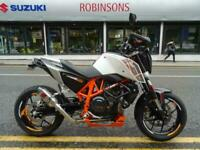 2014 64 reg KTM 690 DUKE with extras. Call for details