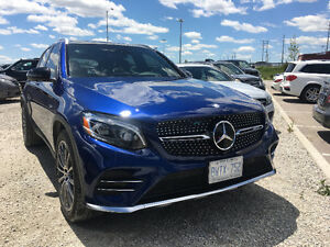 2017 Mercedes-Benz Other GLC 43 AMG SUV, Crossover