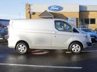2016 Ford Transit Custom 290 SWB 2.0 Tdci Limited 130PS Diesel silver Manual