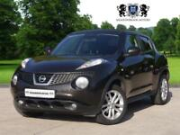 2010 60 NISSAN JUKE 1.6 ACENTA SPORT 5D 117 BHP, STUNNING CAR MUST BE SEEN